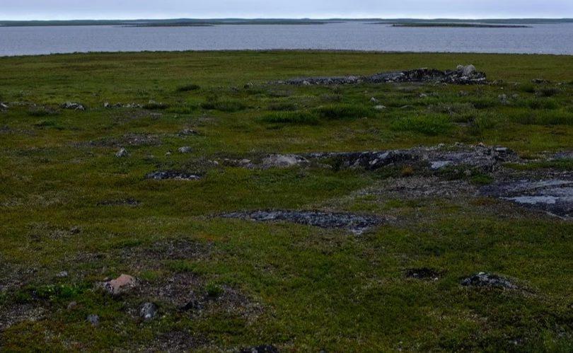 Исчезновение эскимосов на озере Ангикуни в Канаде