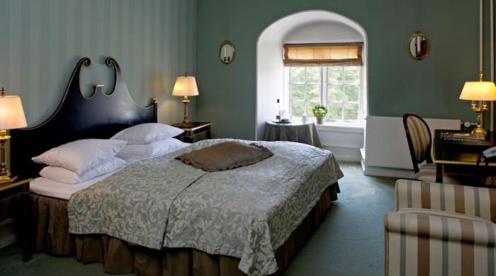 Номер в отеле замка Драгсхольм