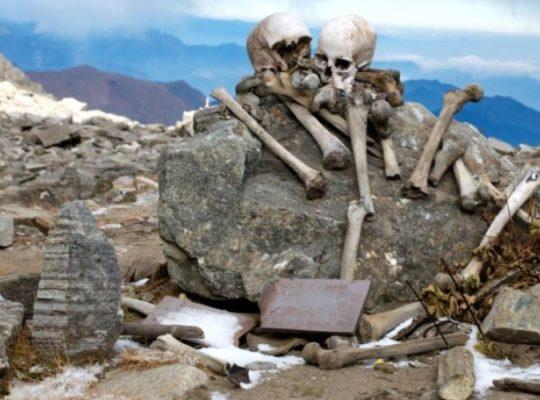 Тайны озера скелетов Роопкунд