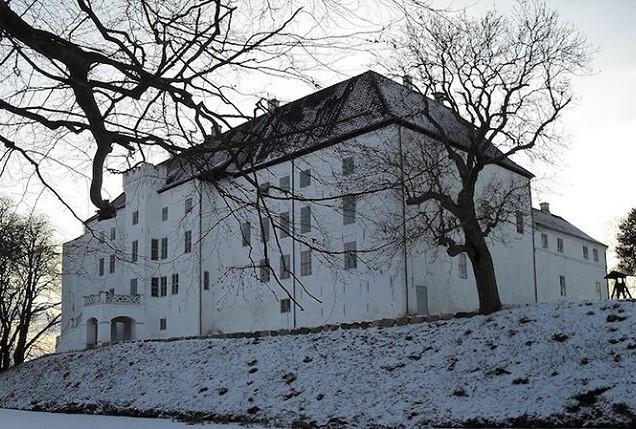 Архитектура замка Драгсхольм