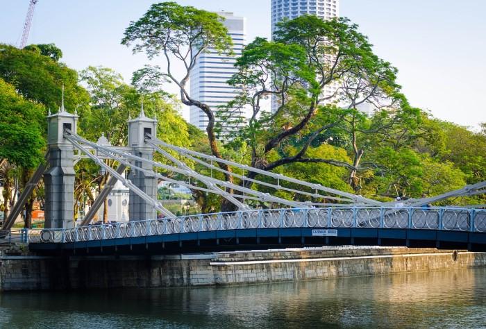 мост Кавена