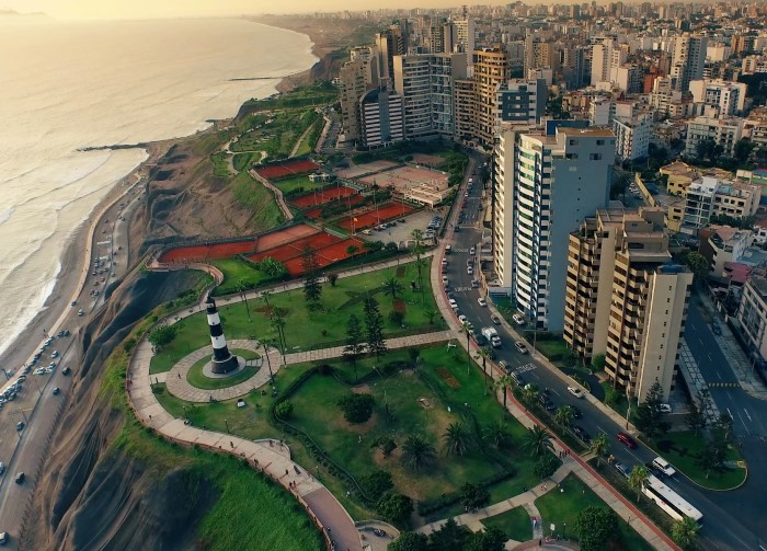 Столица Перу - Лима