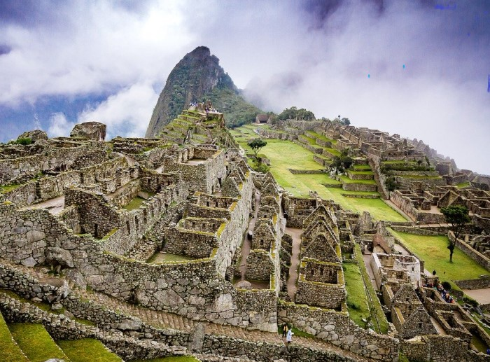 Город инков Мачу-Пикчу